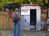 "Berlin-Kreuzberg (BarHil_BS) Tags: fotoautomat photobooth photoautomat berlin photokabine ""old photo booth"" photomaton cultobject nostalgia snapshot photostrip retrocharm"