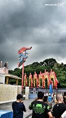 Katapul (@dihzaao :)) Tags: dc cartoon samsung ferris superman galaxy theme rollercoaster dccomics hari gigante hdr themepark montanha roda hopi hopihari rodagigante russa s5 looneytunes montanharussa playcenter pernalonga looneytunnes