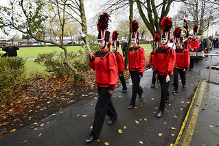 The Act Of Remembrance, Bloxwich 08/11/2015