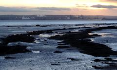Grangemouth from Culross (Russardo) Tags: from sunset scotland forth refinery firth culross grangemouth