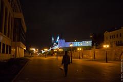 IMG_6536 (Denis Anikin) Tags: russia ru kazan ночь город кремль казань баумана respublikatatarstan