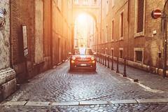 Rome, you're so, so pretty.. <3 xx http://ift.tt/1m2bcKh #rome #fiat (bastihansen) Tags: pictures inspiration motion germany photography israel tel aviv cologne kln hansen basti bastian