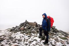 Crn Gorm John (MarcProudfoot) Tags: scotland munros glenlyon