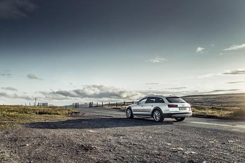 Audi A6 allroad quattro Sport