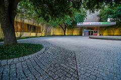 Dallas Museum of Art (alexemueller) Tags: sunset downtown texas tokina photowalk 1116 d7000 tokina111628 dallasphotowalk klydewarrenpark treyusa