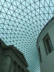 Roof (♔ Georgie R) Tags: roof london bloomsbury britishmuseum greatcourt