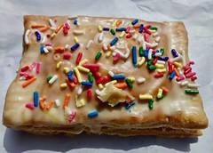 "Devil's Teeth Baking Company berry compote ""pop-tart"" (Fuzzy Traveler) Tags: poptart berry sweet pastry breakfast sprinkles devilsteethbakingcompany sanfrancisco bakery bakedgood"
