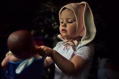 Christmas joy! (ciarasmyth462) Tags: christmas happy childhood child irish ears rabbit flickr baby joy