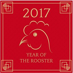 free vector Happy Chinese New Year 2017 With Rooster Red Background (cgvector) Tags: 12 2017 abstract animal asia astrology background calendar celebrate character chicken china chinese cock concept crow decor decoration design east element festival fire graphic greeting happy hen holiday horoscope illustration isolated japanese label lunar new oriental ornament paper red rooster sign silhouette symbol tradition traditional vector wallpaper year zodiac newyear happynewyear winter party chinesenewyear color celebration event happyholidays winterbackground