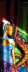 east (ghostboardstudios) Tags: cobra snake exotica fluffy
