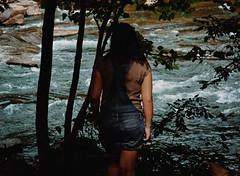 Summer in the Woods (Ayonna Lee) Tags: nikkor nikon rural candid wild walk water blue green summer wanderlust adventure wondermore outdoor