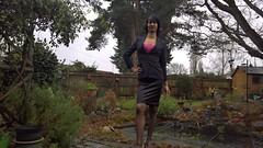 WP_20170116_13_13_03_Rich (Katie Savira) Tags: satinskirt sissy crossdresser secretary
