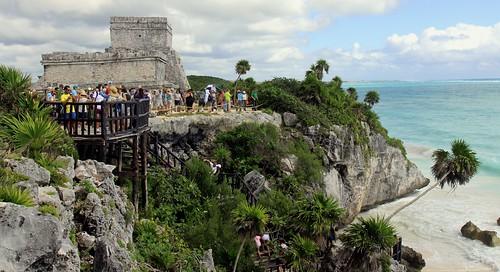 Tulum - Mayan Ruin