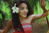 Moana (TheJennire) Tags: photography fotografia foto photo canon camera camara colours colores cores light luz young tumblr indie teen moana cosplay anygabrielly people portrait conceptualphotography curlyhair flower girl nature summer eyes emotion smile happy princess disney