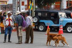 Local men, farmers and/or ranchers (Nicolas Bussieres (Lost Geckos)) Tags: colombia salento coffeeregion zonacafetera farmer rancher