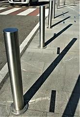 Ombre (MarioLaser) Tags: ombre shadows elementi urbani park marciapiede