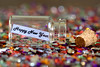 Macro Mondays - Inspired by a Song - Message in a Bottle (cuppyuppycake) Tags: inspired by song happy new year 2017 message bottle macro mondays hmm macromondays cork inspiredbyasong
