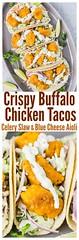 Crispy Buffalo Chick (alaridesign) Tags: crispy buffalo chicken tacos with celery slaw blue cheese aioli