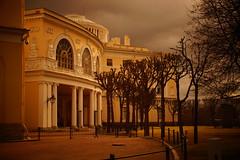 Pavlovsk Palace (Sergei P. Zubkov) Tags: pavlovsk palace cameron architecture