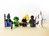 Dice Funk Season 2 characters (Oky - Space Ranger) Tags: lego dungeons dragons dice funk fantasy