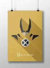 Wolverine (marciorodgs) Tags: wolverine logan charles xavier universo marvel dc liga justiça pôster cartaz cartazes design plano ilustração ilustrações desenho desenhos comics quadrinho quadrinhos super herói heróis vilão vilões xmen pôsteres