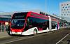 Hermes 9518 - Eindhoven Airport (rvdbreevaart) Tags: hermes eindhoven vdl vdlcitea elektrisch gelede bus hov nikon d3300 raw bravo 3000v120f