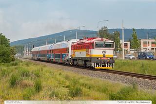 754.012-3 | trať 331 | Zlín – Malenovice