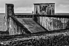 El paso del tiempo (Jaime Recabal) Tags: canon 40d recabal castillosanfelipe monochrome sigma sanjuan puertorico blancoynegro blackandwhite historia