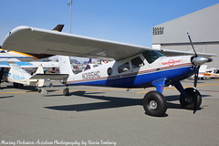 N395HC Unknown Owner (Moving Pictures Aviation Photography) Tags: helio h395 panc