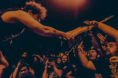 Jeff Rosenstock (edenkittiver) Tags: band live concert music photography los angeles california eden kittiver canon 5d miii menzingers rozwell kid jeff rosenstock regent downtown la dtla pop punk rock side one dummy epitaph records