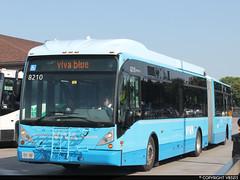 Viva #8210 (vb5215's Transportation Gallery) Tags: york transit van 2008 region viva hool yrt ag300