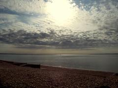 Solent Morning (Hythe Eye) Tags: morning sky weather clouds hampshire solent calshot