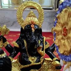 พิธีเบิกเนตรอันศักดิ์สิทธิ์ ณ วัดเทพมณเฑียร  ร้านกังกิเทน คเณศ (Kangi-Ten Ganesha)  @ ตลาดรถไฟศรีนครินทร์ หลังซีคอน  เปิดวันพฤหัสฯ - วันอาทิตย์  เวลา 17:00 - 24:00 น. วันพฤหัสฯ ล๊อค A14 โซนตลาดนัด วันศุกร์ - วันอาทิตย์ ล๊อค K7 โซนตลาดนัด  สนใจบูชาติดต่อได