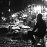 South Korean fisherman after a night's work thumbnail