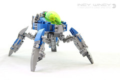 Incy Wincy (dvdliu) Tags: lego walker scifi mech
