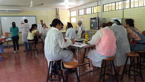 Taller elaboración Jabón de leche de cabra- XVII Congreso 2015
