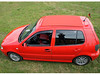 VW Polo Open Air Faltdach Verdeck rr 01