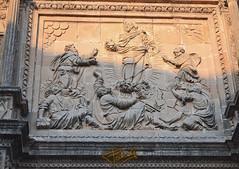 La Transfiguracin De Jess En El Monte Tabor (PRiC) Tags: jesus sacra pedro tabor salvador monte garcia jaen piedra ubeda relieve humanidad patrimonio jesucristo renacimiento peric tranfiguracin