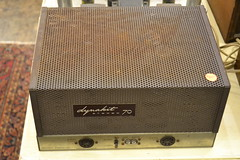"""DYNAKIT STEREO 70 POWER AMPLIFIER, ONE OF THREE AVAILABLE. • <a style=""""font-size:0.8em;"""" href=""""http://www.flickr.com/photos/51721355@N02/21854343440/"""" target=""""_blank"""">View on Flickr</a>"""