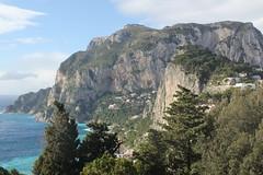 Capri (anilaamataj) Tags: capri mare roccia isola