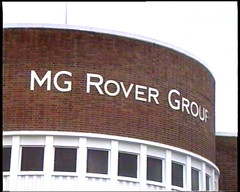 MG ROVER GROUP CONFERENCE CENTRE (Midlands Vehicle Photographer.) Tags: centre group rover mg conference