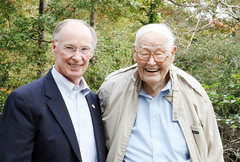 10-31-2015 Governor Celebrates 90th Birthday with Brother David
