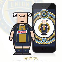 Philadelphia Union (phone wallpaper) (hammyichiro) Tags: blue wallpaper cute art philadelphia sports sport mobile illustration digital happy gold design graphicdesign football artwork vectorart adobephotoshop graphic designer pennsylvania character soccer union sunday digitalart creative chester adobe jersey illustrator vector mls iphone doop adobeillustrator footballclub weareone majorleaguesoccer 2dart digitalartwork characterdesign soccersunday bluegold theu digitalillustration vectorillustration soccerclub 2dillustration decisionday 2dillustrator philadelphiaunion iphone6 philaunion iphone6wallpaper