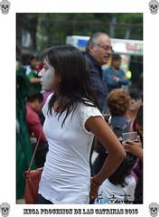 14 catrina a medio pintar (davidpuma) Tags: dayofthedead mexico mexicocity makeup diademuertos tradicion maquillaje catrinas tradiciones megaprocesiondelascatrinas