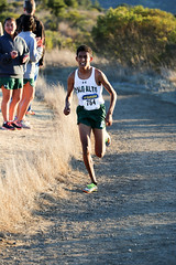 Naveen finishing 7th (Malcolm Slaney) Tags: championship crosscountry xc crystalsprings 2015 scval