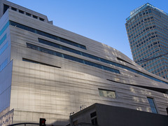 New SFMOMA Bathed in Light and Shadow (eekim) Tags: sanfrancisco california light shadow us unitedstates sfmoma photoaday day308 365project