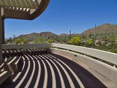 Saguaro National Park (Jasperdo) Tags: arizona building architecture nationalpark nps saguaro nationalparkservice saguaronationalpark visitorcenter redhills tucsonmountaindistrict redhillsvisitorcenter