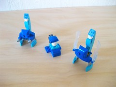 Mixels 41541 SSC (Starflower.6) Tags: game lego mech mfz mf0