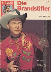 Fernseh-Abenteuer 175 / Roy Rogers (micky the pixel) Tags: comics tv cowboy comic wildwest royrogers heft tessloffverlag neuertessloffverlag fernsehabenteuer