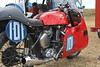 1954 BSA B31 Special right side